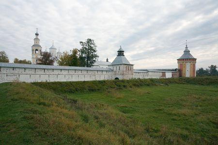 Spaso-Prilutskiy Dimitriev monastery, Vlogda, Russia