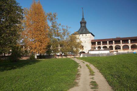 Kirillovo-Belozerskij monastery, Kirillov, Russia