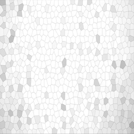 Peaceful White Cellular Texture Wallpaper Abstract Background