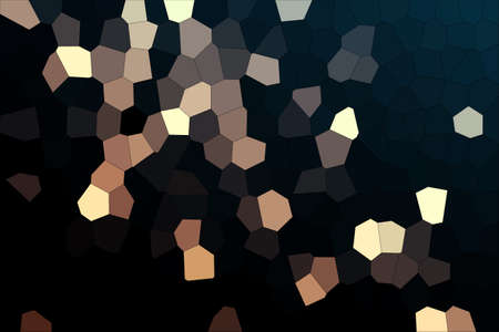 Abstract Dark Modern Mosaic Tiles Material Texture Background