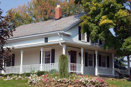 Amish Century Farmhouse