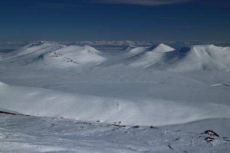 The Putorana Plateau (Russian: The Putorana Plateau, translit. Plato Putorana)