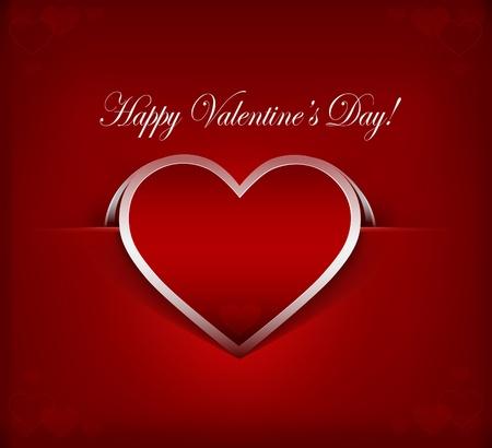 Vector illustration of Valentine