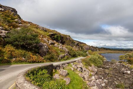 A path in the Gap of Dunloe