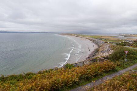 A beachside along the Wild Atlantic Way