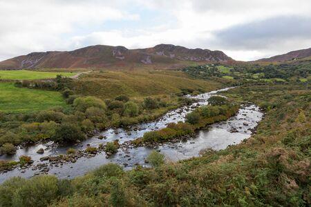 A river in Ireland. Stok Fotoğraf