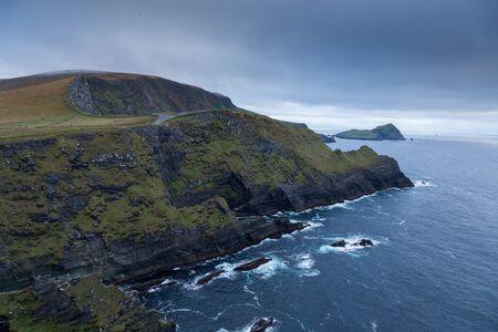 A mountain at the Cliffs Stok Fotoğraf
