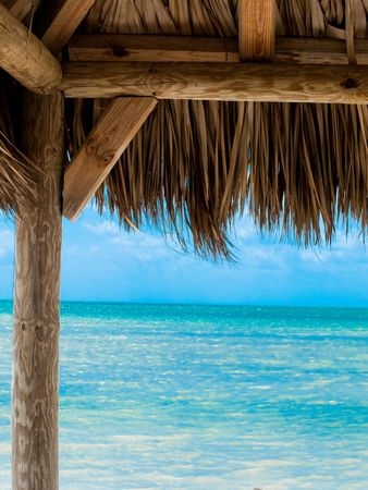 huts: Florida Keys Hut 1
