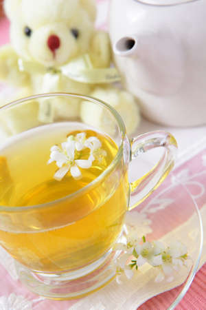 Beautiful Afternoon tea  photo