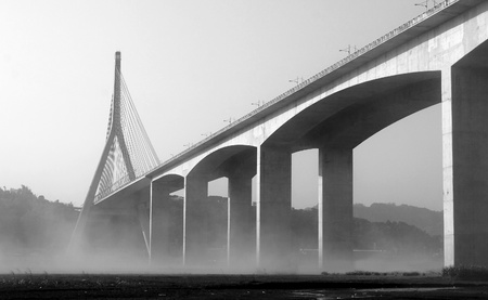 bridge over water: Bridge over water,Formosa