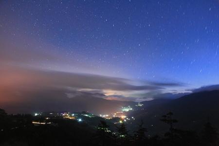 star night photo