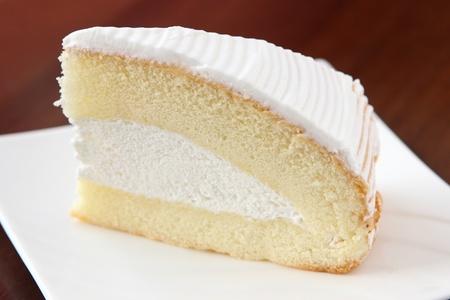 butter icing: butter cake