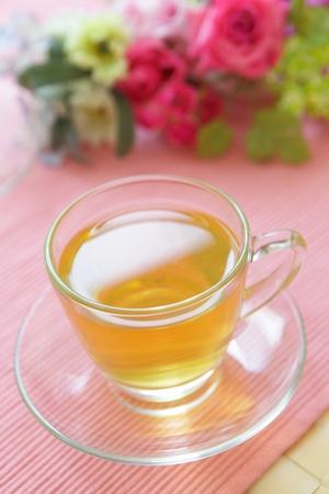 afternoon break: Romantic tea time