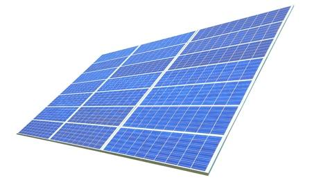 Solar Panel Stock Photo - 10890780