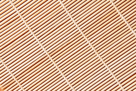 place mat: bamboo tablecloth - can be used as a texture background