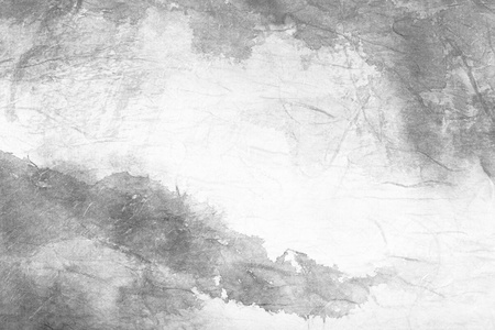 gray colors: abstract Traditional Chinese painting art on grey paper texture with empty copy space, great for background, (monochrome)