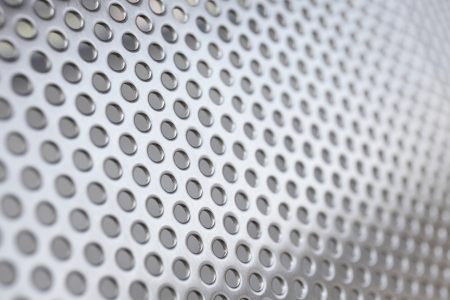 grill pattern: metal background with circles, great for your design background