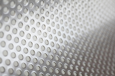 metal background with circles, great for your design background