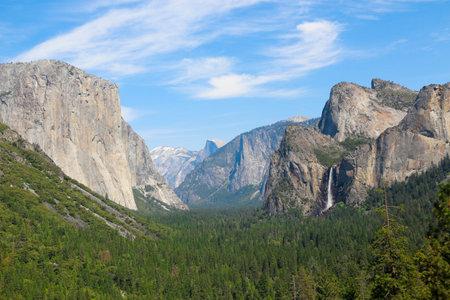 high sierra: Yosemite National Park, California. Editorial