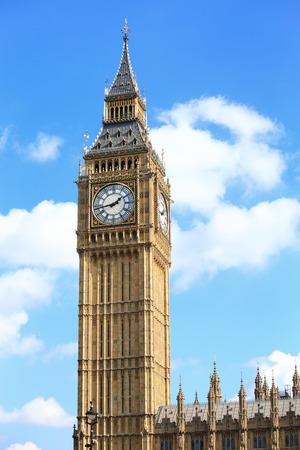 Big Ben in London, United Kingdom, uk Stock Photo