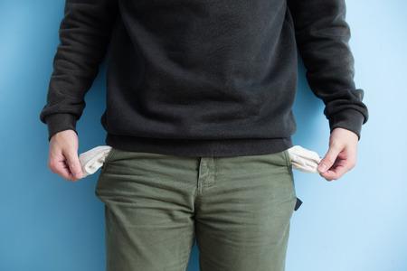 No Money In Pockets
