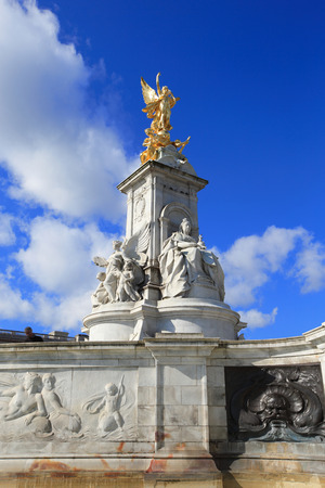 beautiful Buckingham Palace for your travel concept Stock Photo