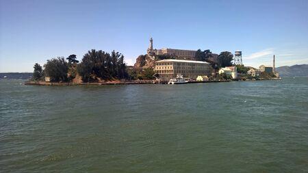 Alcatraz Island San Frnacisco