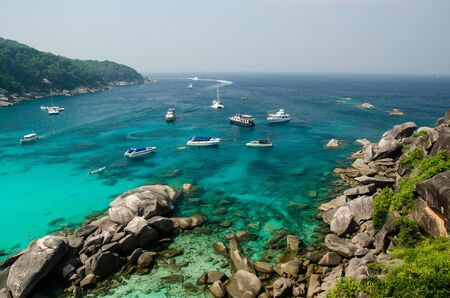 similan islands: Si-milan islands