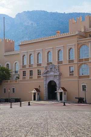 The lock of Prince of Monaco