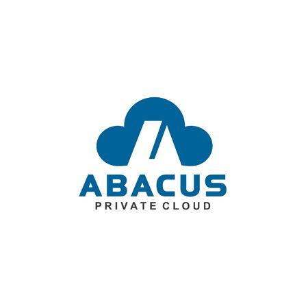 Modern Initials Logo for Cloud