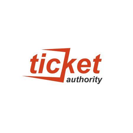 abstract ticket Illustration