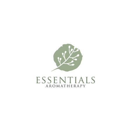 Simple Logo for essentials