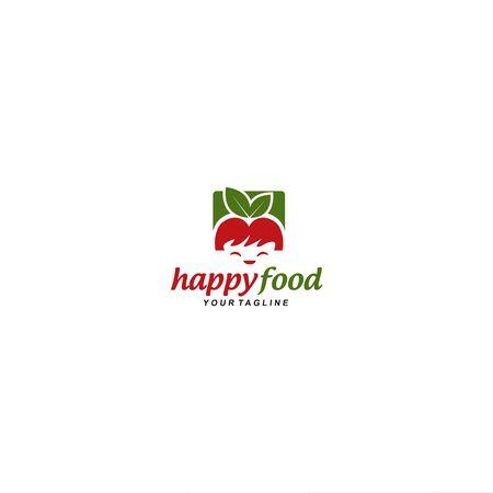 Happy food for healthy food design