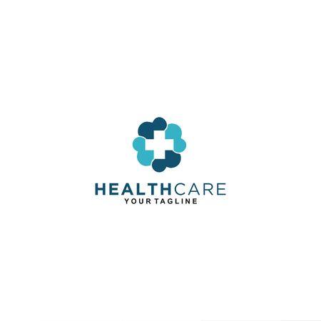 Modern logo for Health Center