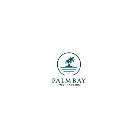 palm island for modern  design