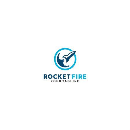 Rocket for modern  design