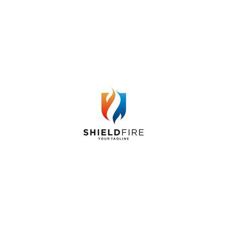 shield fire for modern design