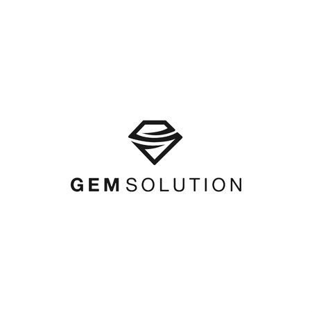 Black Diamond for personal and company logo