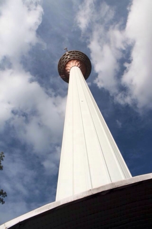 kl: The KL Tower in Malaysia