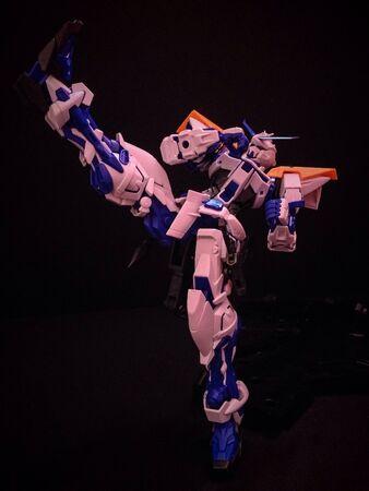 astray: Gundam Astray Blue Frame D
