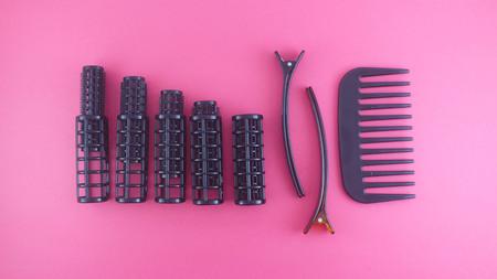 B - Hair Products (Organized) Stok Fotoğraf