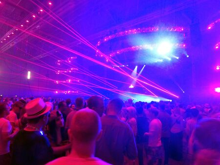 EDM is for the sole purpose of having people dance to it