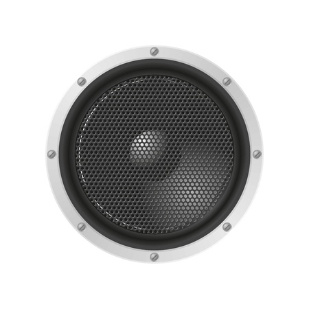 Loudspeaker with speaker grille