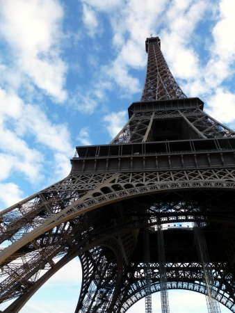 la tour eiffel: Eiffel Tower  la tour Eiffel , Paris, France