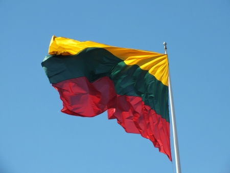 National colors of Lithuania