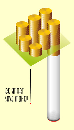 Motivation  quit smoking to save money