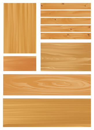 The material of the various grains Stock Vector - 5836638