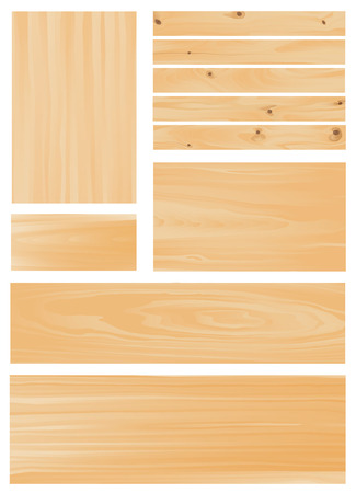 wood grain background: The material of the various grains