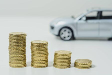 Easy repayment. Stock Photo