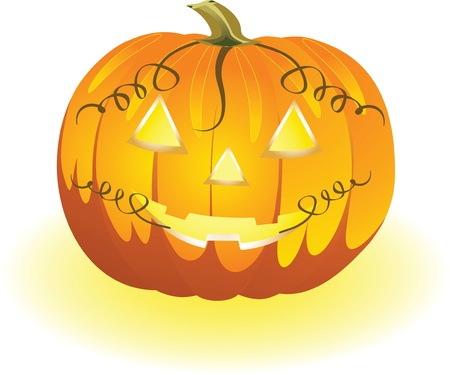 Drawing by day halloween Vector